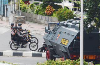 Terrorism threat in Indonesia