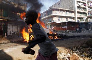 Leaving Election Violence Behind in Kenya