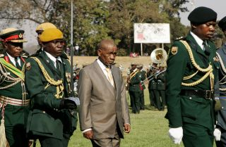An Unstable Lesotho Risks Provoking South Africa