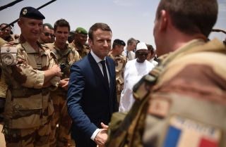 There's No Easy Way Out of Africa for French Forces