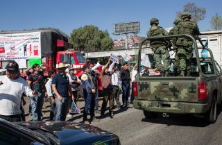 If Fuel Price Protests in Mexico Grow