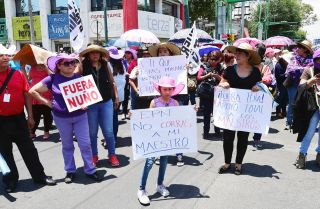 In Mexico, Teacher Protests Will Intensify