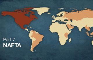 In North America, the Three Amigos' Friendship Endures