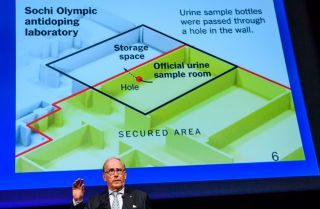 The geopolitics of Russian doping