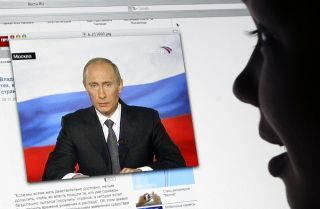 The Kremlin Passes New Internet Restrictions