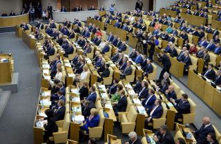 Russia's Federal Budget: Better Late Than Never