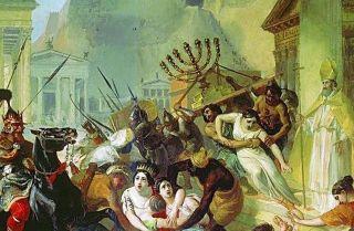 Collapse of civilization?