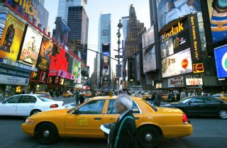 U.S. prosecutors say three Islamic State sympathizers plotted bombings and shootings last year that targeted New York City, including Times Square.