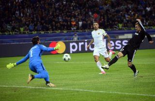 Azerbaijani team Qarabag Futbol Kulubu played host to the first European Champions League match in Baku last week.