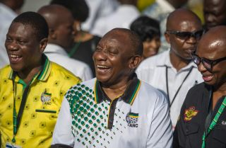 New ANC President Cyril Ramaphosa faces the difficult task of pushing pro-market policies to stimulate the economy while not alienating important factions he will need in 2019 elections.