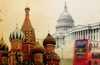 Although the details have changed, the issues that divide Moscow on one side and Washington and Europe on the other remain essentially the same as they were a year ago.