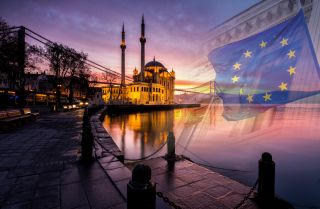 Under the current deal, Turkey is a member of the European Union Customs Union but has no say over the bloc's trade deals. Both sides have found the agreement lopsided and dysfunctional.