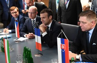 French President Emmanuel Macron will soon focus on Central and Eastern Europe, meeting with the leaders of Austria, the Czech Republic and Slovakia in Salzburg on Aug. 23, and then visiting Romania on Aug. 24 and Bulgaria on Aug. 25. The official goal of these meetings is to discuss the situation of Eastern European nationals working in Western Europe. But France is also playing a more subtle political game.