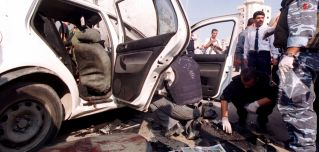 Senior Palestinian Security Official Killed In Car Bombing