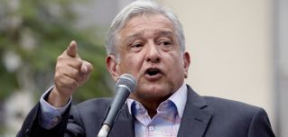 The rapid rise of populist presidential candidate Andres Manuel Lopez Obrador is stoking concerns in the United States about the future of Mexico's security and economic policies.