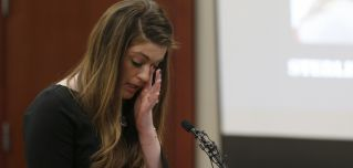 Sterling Riethman, a former patient of USA Gymnastics physician Larry Nassar, testifies about the extent of his abuse of her under the guise of medical treatment.