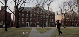 A Harvard education, and the prestige that goes with it, has made the elite U.S. university a favorite of wealthy foreign elites.
