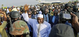 How Gambia's Strongman Fell From Power