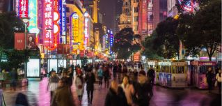 In 2015, the Chinese city of Nanjing's gross domestic product was $272 billion, comparable to that of the entire country of Denmark.