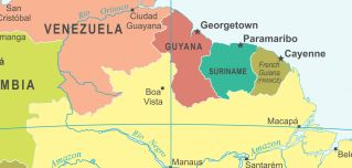 Brazil's increased interaction with Guyana is closely tied to the growth in agricultural production in Roraima. The state's main areas of soybean and corn cultivation are located close to the Guyanese border.