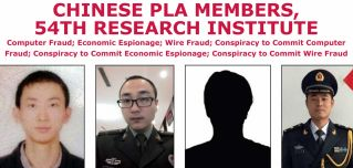An FBI wanted poster listing four men allegedly behindthe 2017 Equifax hack. The U.S. Department of Justice announced in a press release Feb. 10 that a federal grand jury in Atlanta had indicted four members of the Chinese People's Liberation Army in connection with the 2017 hack of the credit reporting agency Equifax.