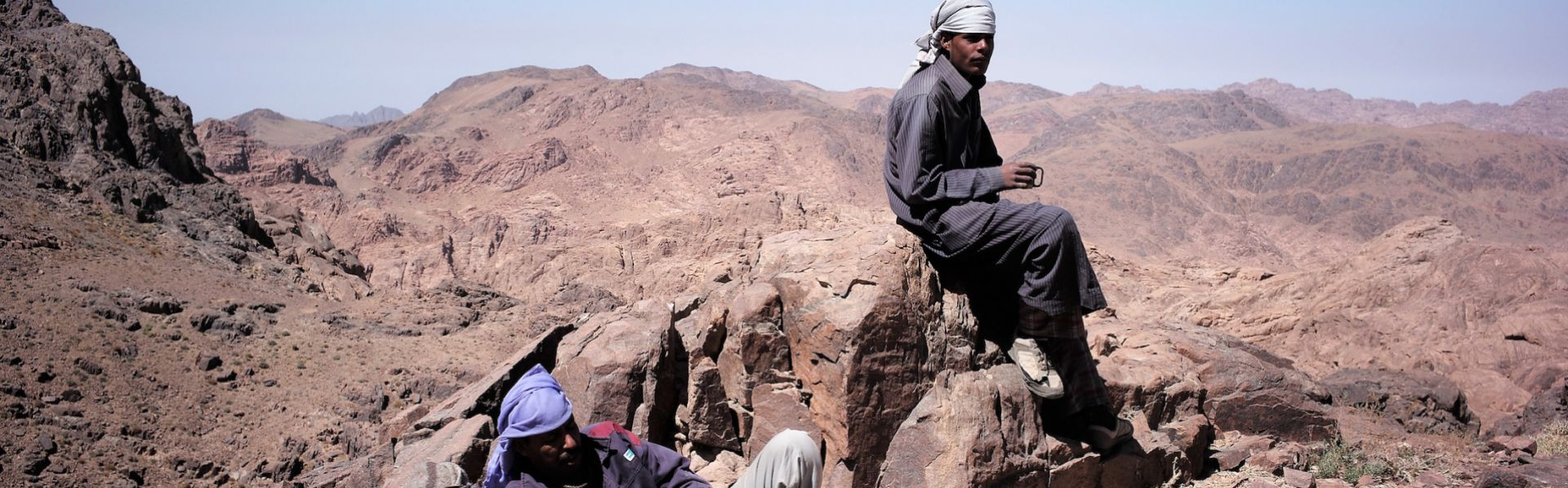 The Sinai Bedouins: An Enemy of Egypt's Own Making