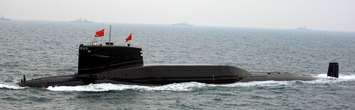 Limits of China's Submarine Operations