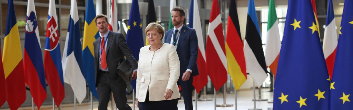 The State of the World: Germany's Strategy
