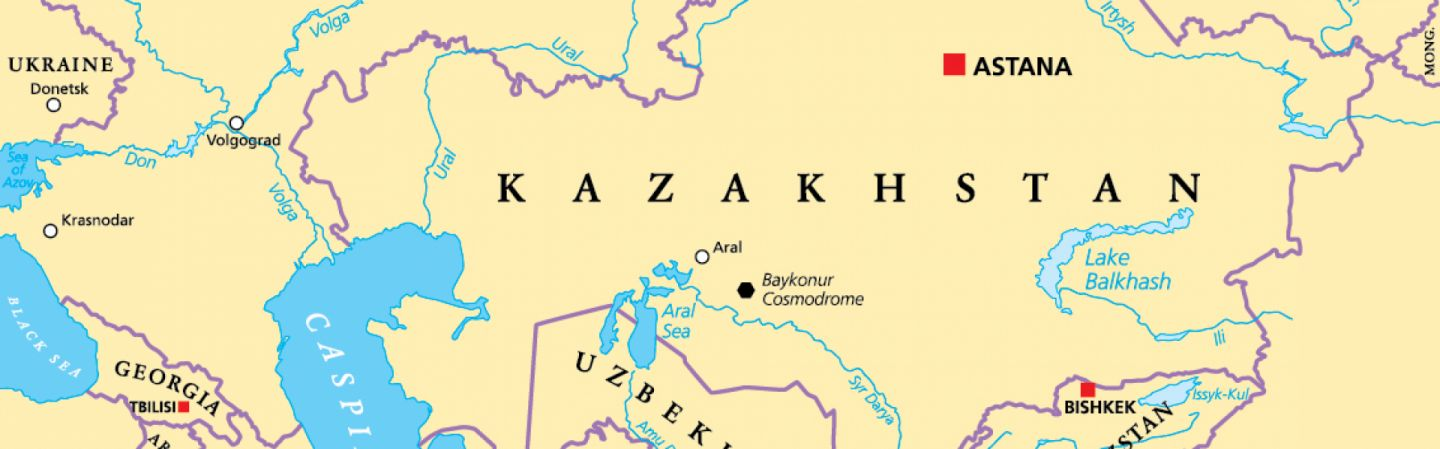 Kazakhstan and central asia international terrorism without borders sciox Choice Image
