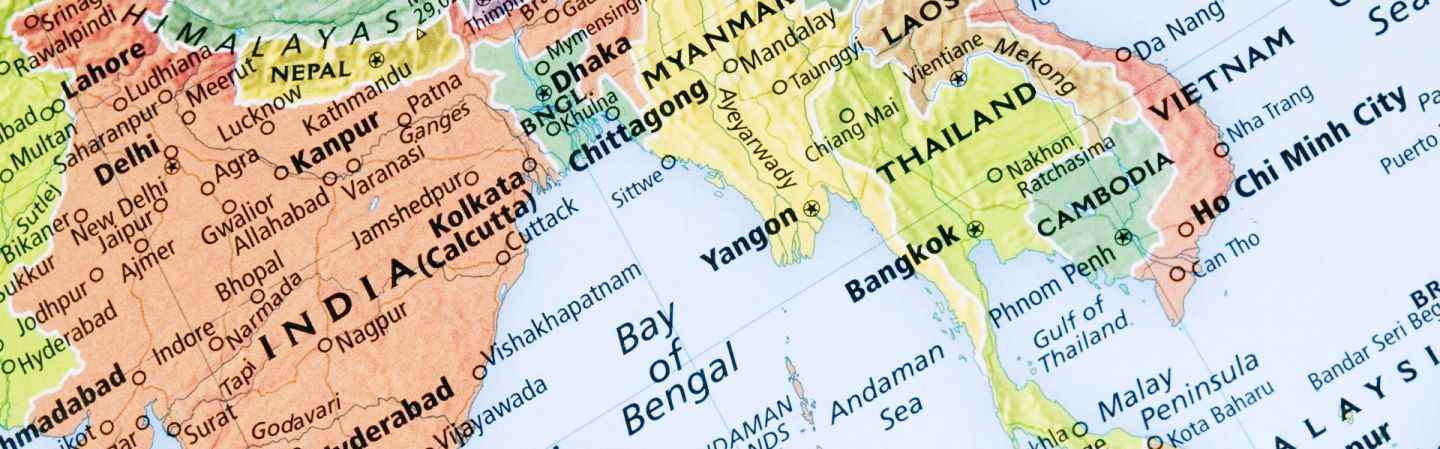 Thailand And Indias Closer Ties