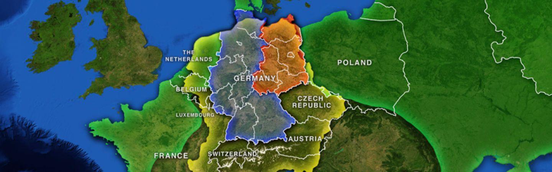 germanys geographic challenge