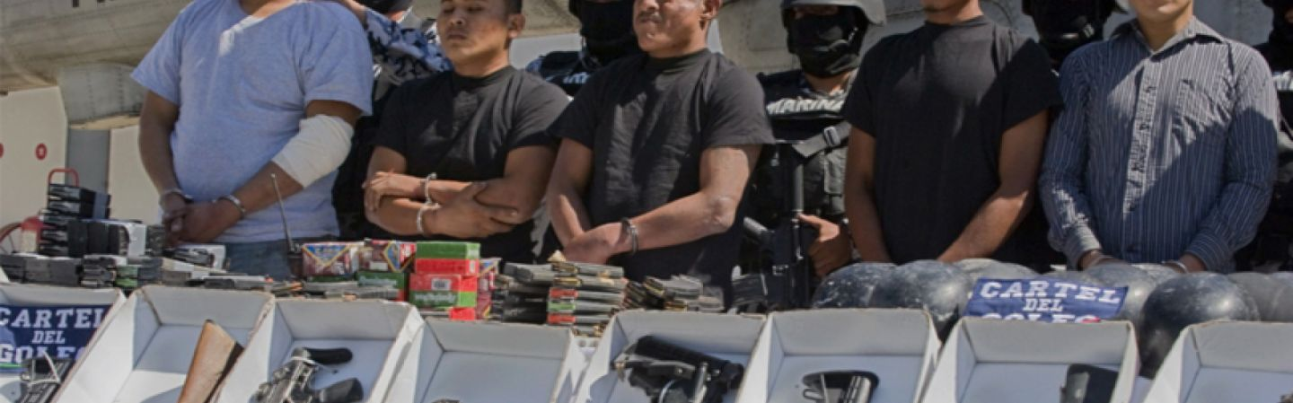 Mexican Cartels: The Gulf Cartel