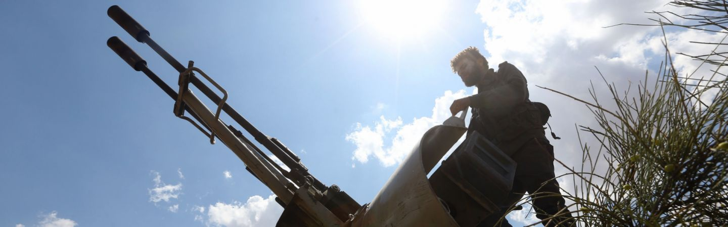 An Escalation in Tripoli Pushes Libya to the Brink of Open War