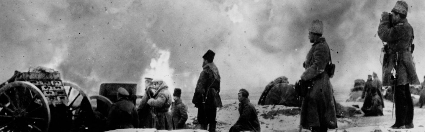 World War I Retrospective: The Challenges of the Eastern Front