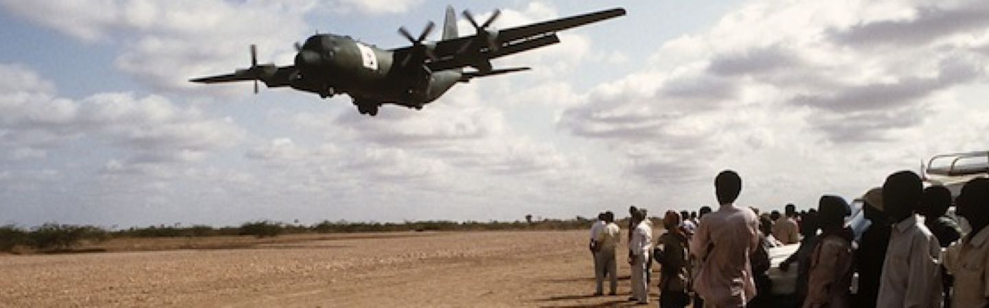 The Geopolitics of Airlift Support in Africa