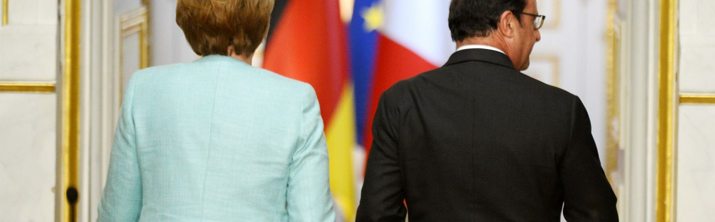 Greece and the Looming German-French Divide