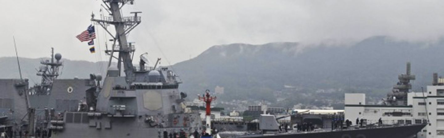 The U S  Pacific Fleet: Reassuring Allies and Deterring