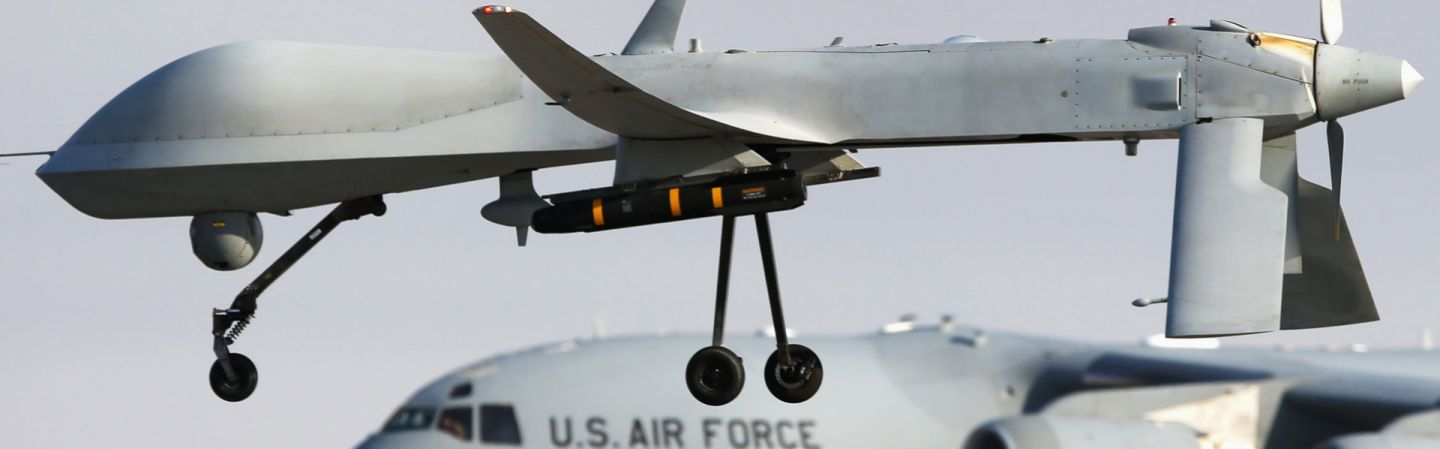 Growing Exports Of Armed Drones