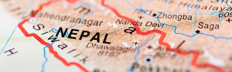 In Nepal Globalization Finds A New Venue