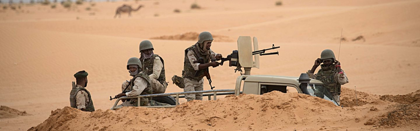As Terrorists Settle Into the Sahel, West Africa Prepares for Battle