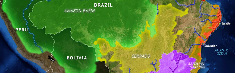 Brazil\'s Geographic Challenge