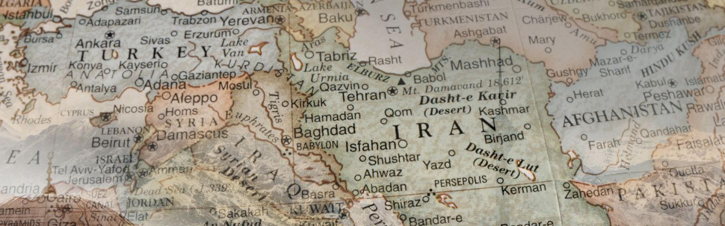 Historically rivals Turkey and Iran are laying