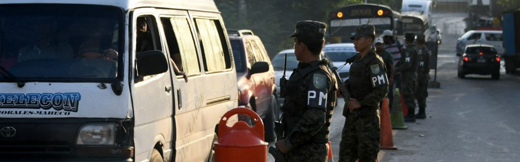 Crime in Honduras: A Product of Geography