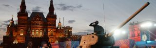 As a global power, Russia is a shadow of its former self, but that won't stop Moscow from using every means at its disposal — its military, security services, financial tools, cultural ties, propaganda, political connections and cyber-capabilities — to defend itself from what it sees as Western encroachment on its border, on its borderlands, on its interests around the world.