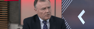 Fred Burton on KVUE TV