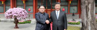 Following days of heightened speculation about who was aboard a mystery train that traveled from Pyongyang to Beijing, China confirmed on March 28 that it hosted North Korean leader Kim Jong Un this week.