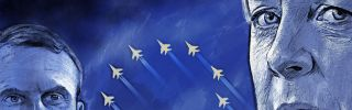 France and Germany have agreed to work together on a next generation fighter jet.