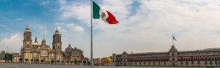 Mexico's proximity to the United States has given it a rich, powerful and stalwart trading partner right across its northern border. But this has made Mexico dependent on the United States — vulnerable, in other words, to changes in U.S. policy.