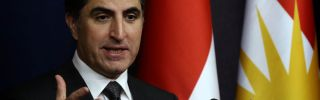 KRG Prime Minister Nechirvan Barzani