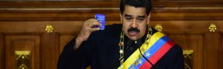 Negotiations to create the conditions that would allow President Nicolas Maduro to step down have stalled yet again.